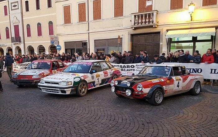 Luise e Handel vincono il 3° Rally Storico Città di Adria.
