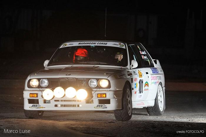 Matteo e Marco Luise: una famiglia da corsa per il Rally di Adria.