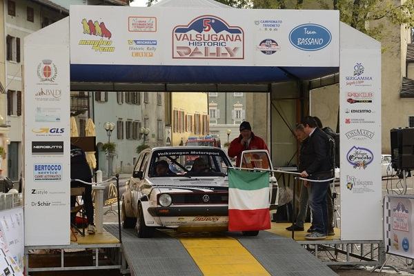 A fine aprile il 7° Valsugana Historic Rally.