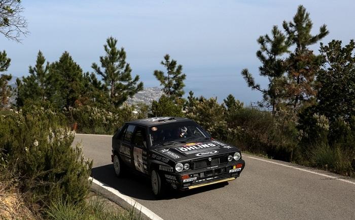 32° Sanremo Rally Storico è gara da spettacolo.