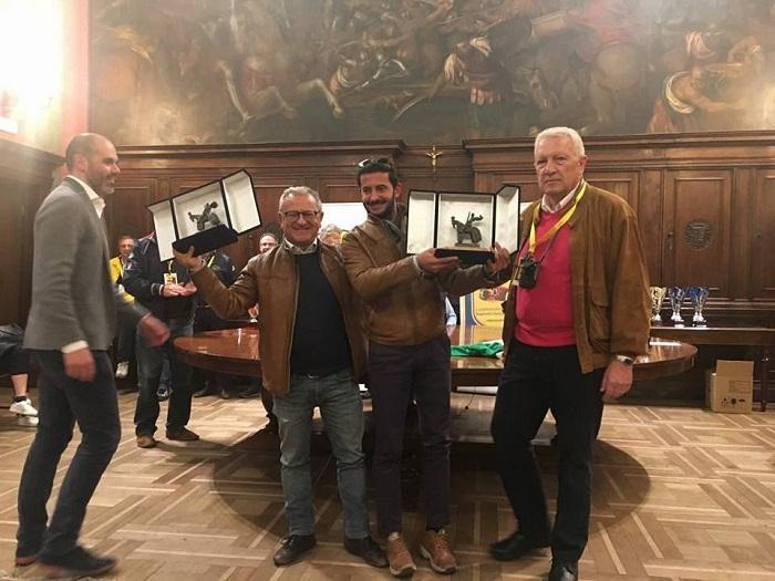 Trofeo Strade Scaligere 2017: Francesco e Giuseppe Di Pietra siglano l'assoluta.