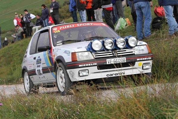 Il Trofeo Tosco Emiliano ai nastri di partenza.
