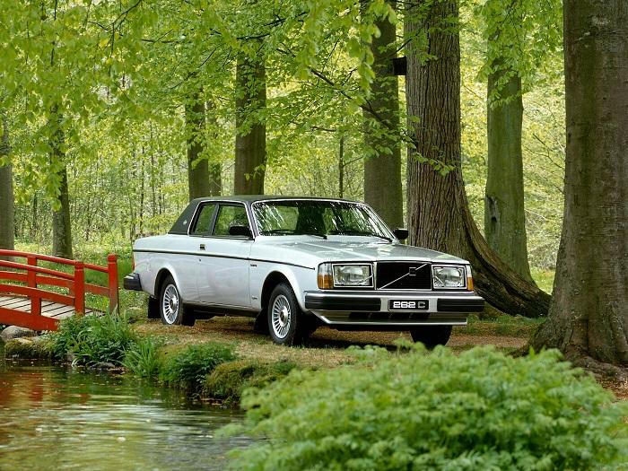 La Volvo 262C compie 40 anni.