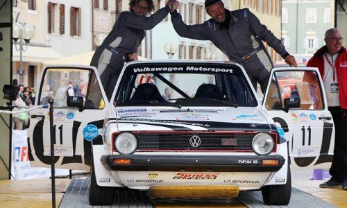 Il Valsugana Historic Rally darà il via al TRZ
