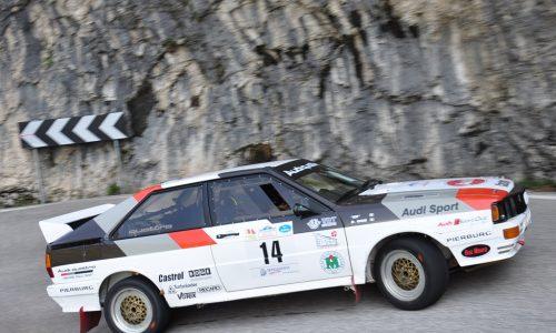 Aperte le iscrizioni per il Valsugana Historic Rally 2017.