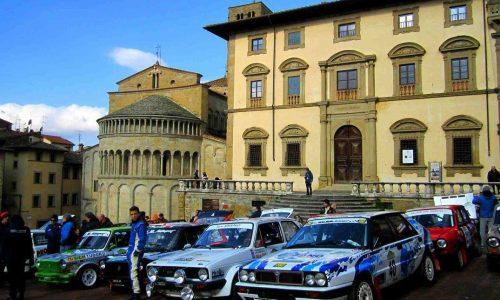 Presentato il 7° Historic Rally Vallate Aretine.
