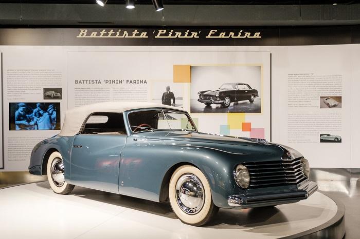 La nuova Mostra al Museo dell'Auto di Torino.