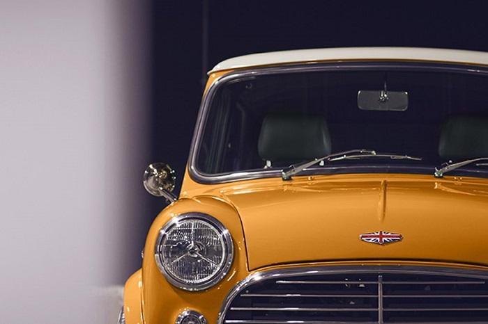 Mini by David Brown Automotive: un classico rivisitato.