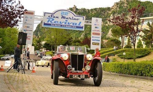 24° San Marino Revival, scatta il conto alla rovescia.