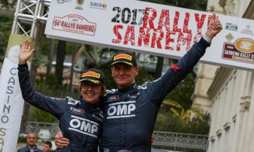 Il 32° Sanremo Rally Storico va a Lucky e Pons.