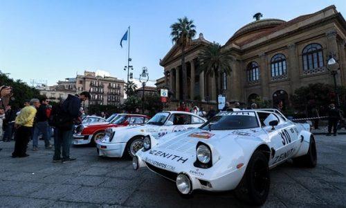 La Targa Florio Historic Rally torna sulle alte Madonie.