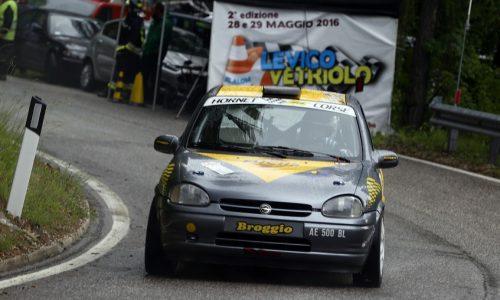 Slalom Levico Vetriolo si corre domenica.