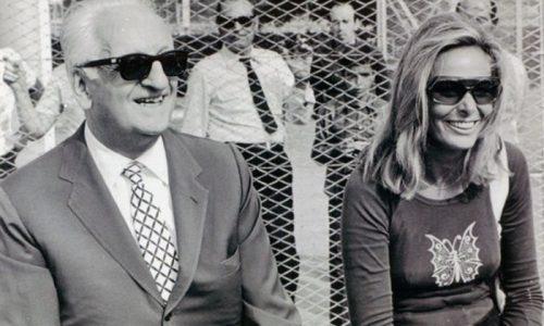 All'asta lettere d'amore di Enzo Ferrari per Fiamma Breschi.