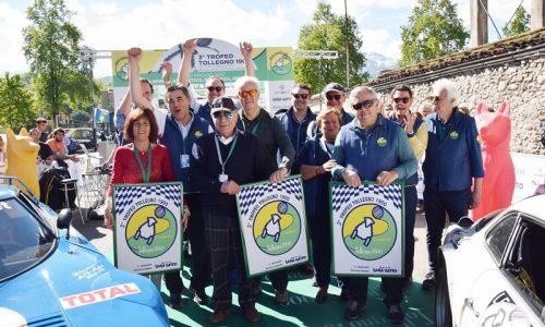 Il 3° Trofeo Tollegno 1900 – Revival Lana Gatto va a Caccioli e Gianmarino.