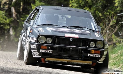 Il 7° Valsugana Historic Rally arride a Lucky e Cazzaro.