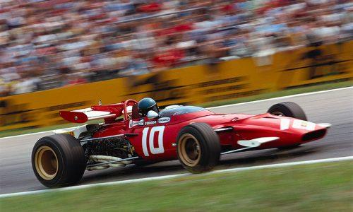 Ferrari 312B presto un film-documentario su questo bolide di Maranello.