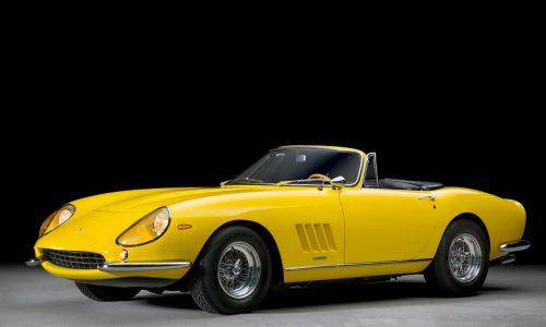 RM Sotheby's con Ferrari a Maranello per asta del secolo.