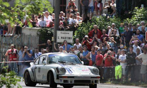 Sono 150 gli iscritti al 7° Rally Lana Storico.