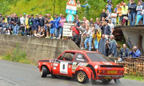 7° Rally Lana Storico: le prove e gli orari.