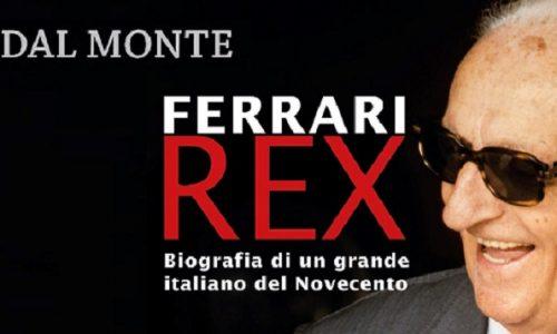 """Il libro """"Ferrari Rex"""" premiato al Premio Bancarella Sport 2017."""