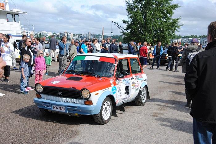 Trofeo A112 Abarth Yokohama: 25 gli iscritti al Valsugana Historic Rally