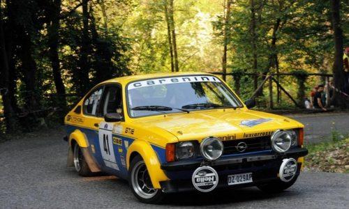 Libro sulla Opel Kadett.