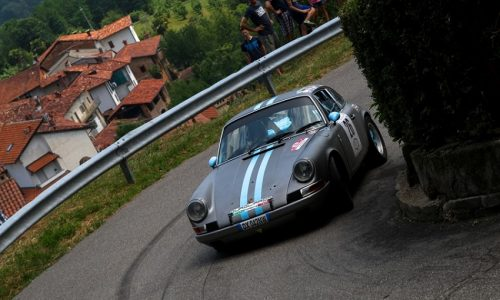 Il 22° Rally Alpi Orientali Historic in Friuli questa fine settimana.