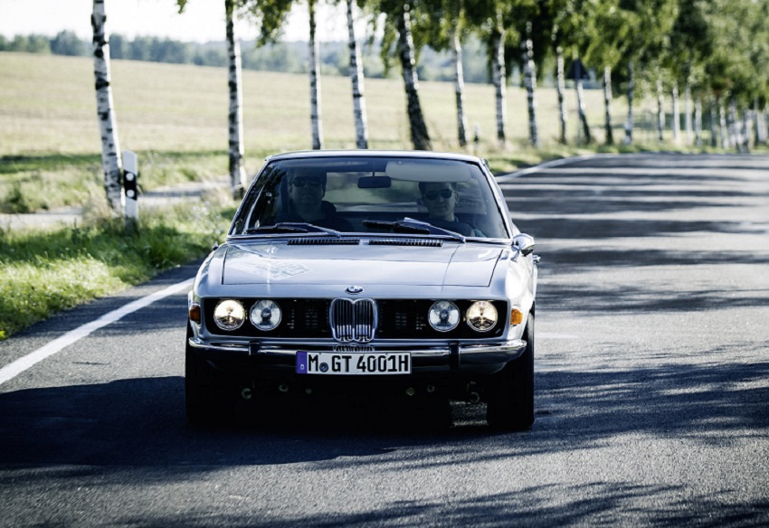 La BMW GT4 Frua Coupé: esemplare unico.