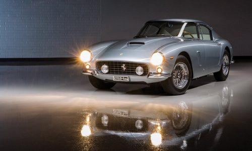 Ferrari protagonista asta Monterey, regina 250 GT valutata 10mln dollari.