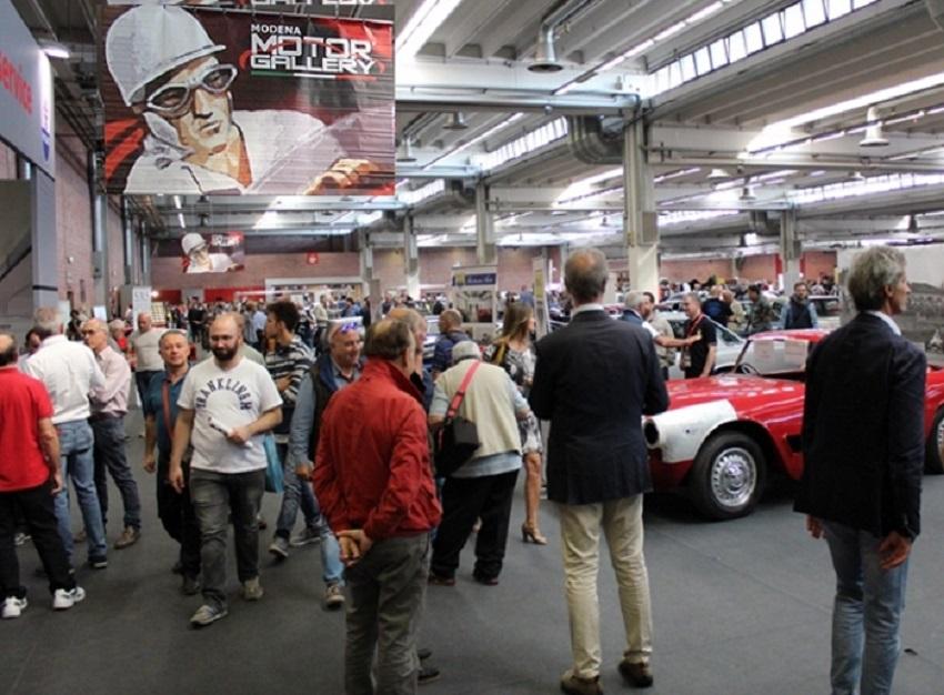 Modena Motor Gallery, grandi auto di scena a settembre.