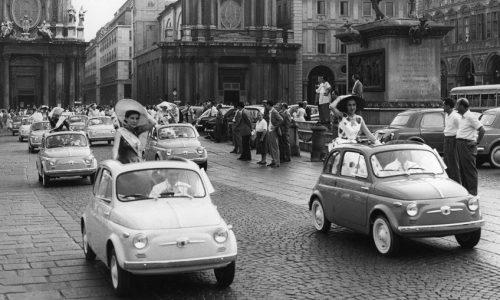 Torino festeggia la sua 500.