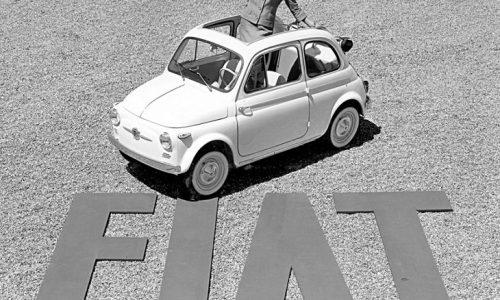L'AISA per i sessant'anni della Fiat 500.