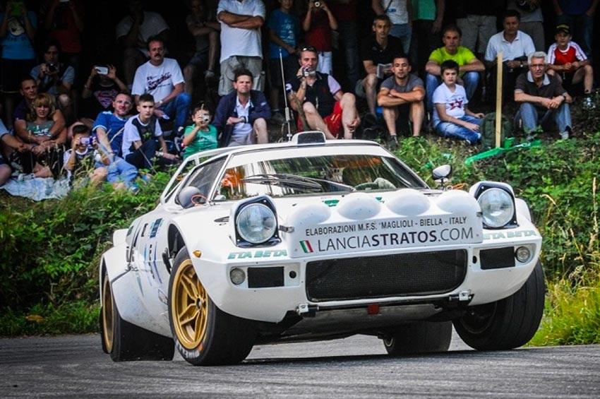 La Lancia Strato's AR0001826 è entrata nella storia.