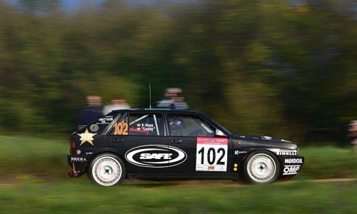 Il Rally Due Valli Historic dominio di Lucky-Pons.