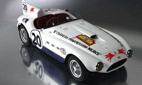 Ferrari 340-375 MM Carrera Panamericana.