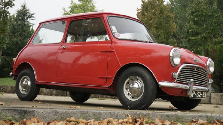 Mini Austin Seven del '59 all'asta su Catawiki