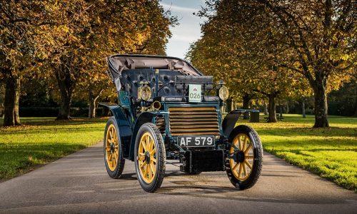 """La Fiat più antica del Regno Unito parteciperà alla corsa automobilistica """"London to Brighton Veteran Car Run"""""""
