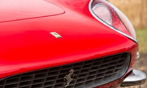 A Milano il CMAE rende omaggio alla Ferrari.