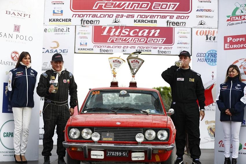 Il Trofeo Tosco Emiliano arride a Bacci e Monciatti.