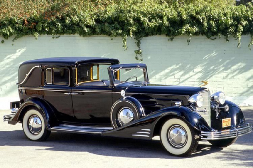 In vendita all'asta la Cadillac di Joan Crawford.