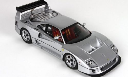 Modellino F40 by Project18