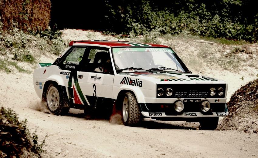 Fiat 131 Abarth Rally: il libro.