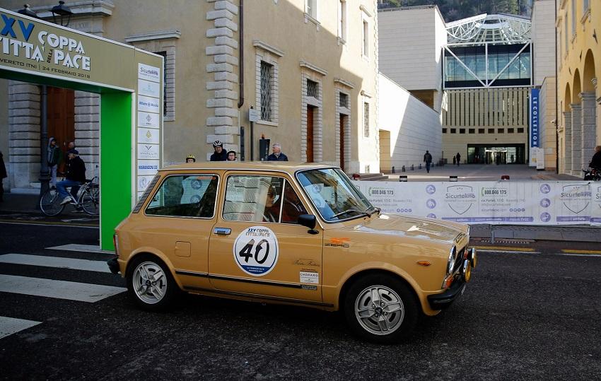 La 25ª «Coppa Città della Pace» va a Passanante e Buccioni.