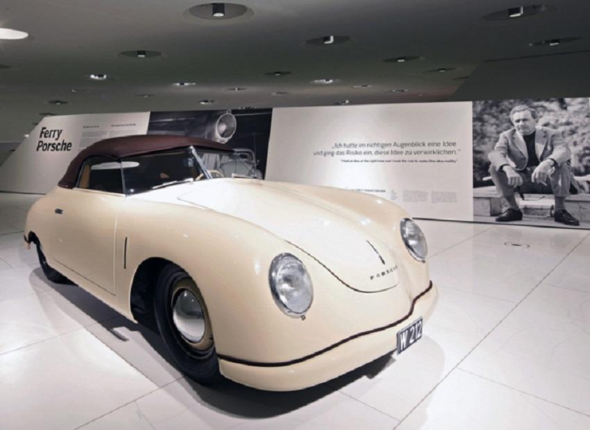 Porsche festeggia 70 anni di eccellenze nelle auto - Portare sinonimo ...