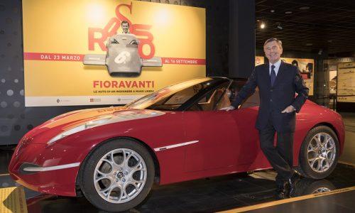 """Mostra """"Rosso Fioravanti"""" al Mauto di Torino."""