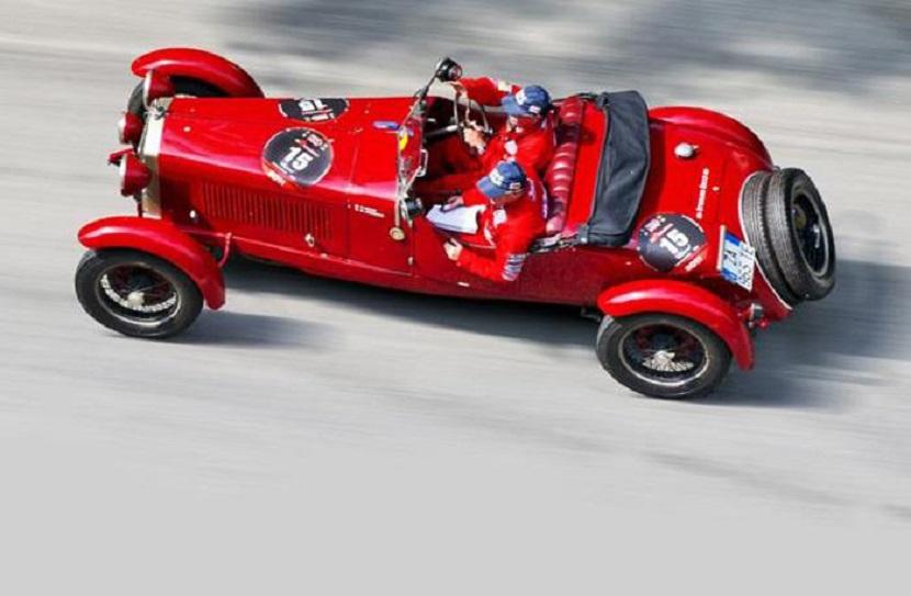 Nasce Registro 1000 Miglia per certificare le auto.
