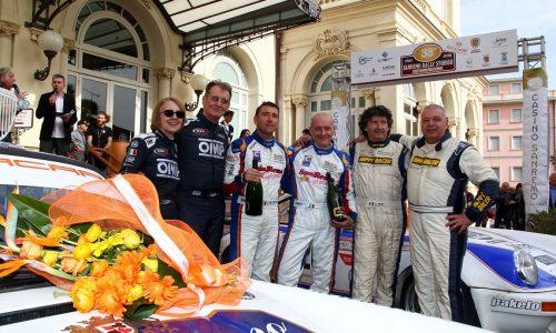 Al Sanremo Rally Storico vincono Da Zanche – De Luis.