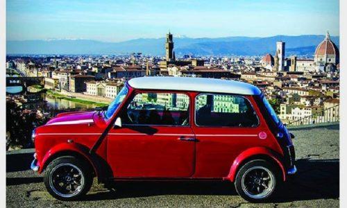 Raduno Città di Firenze, dedicato alle Mini!