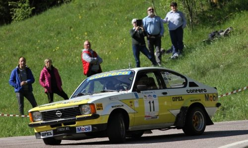 Il Valsugana Historic Rally si presenta