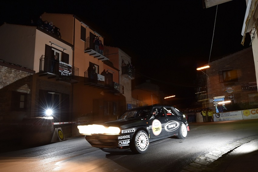 102 Targa Florio Historic Rally al via oggi!